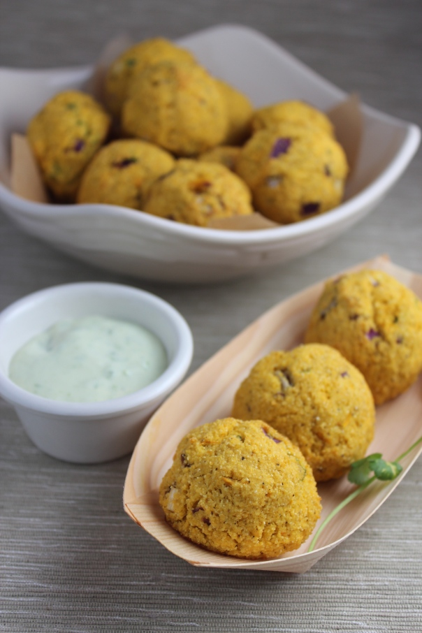 Healthy Hush Puppies Recipe