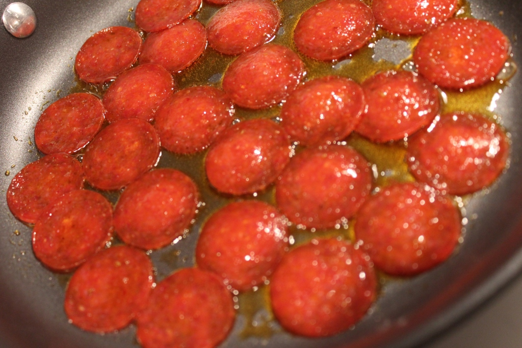 Fried Pepperonis