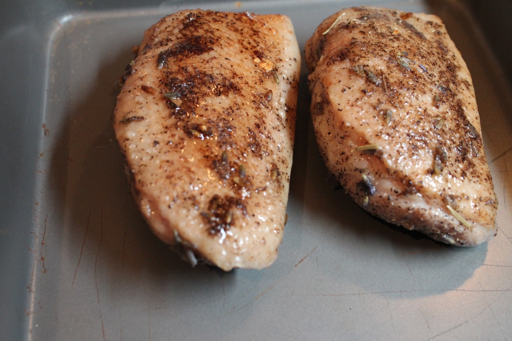 Duck, Breasts, Rub, Lavender, Seasoning, Spice, Recipe