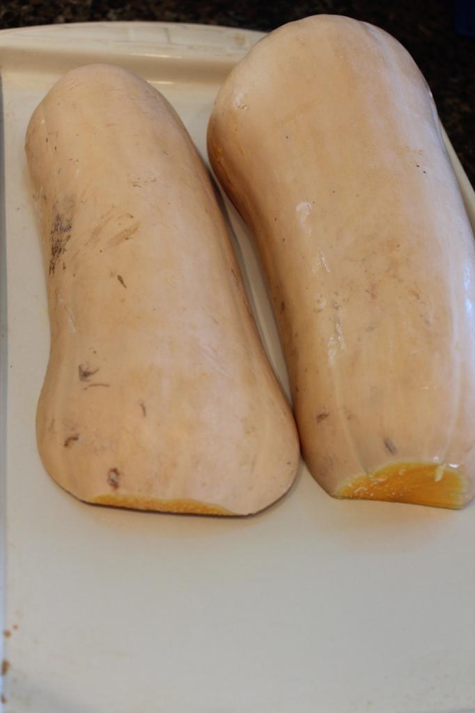 butternut squash, squash, roasting, baking