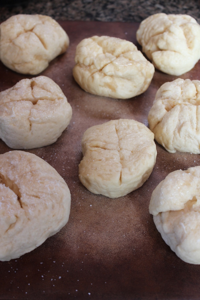 pretzel bread, pretzel buns, pretzel rolls, basket, bread, homemade pretzels, homemade pretzel buns