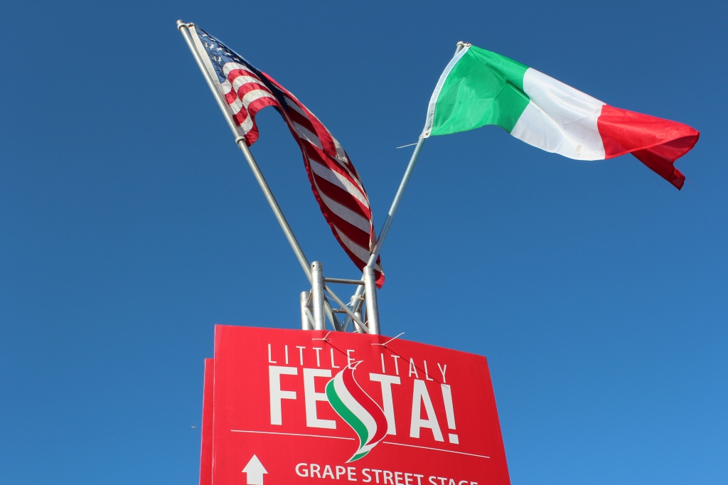 little italy, festa, san diego, food, wine, live music, festival, Italian