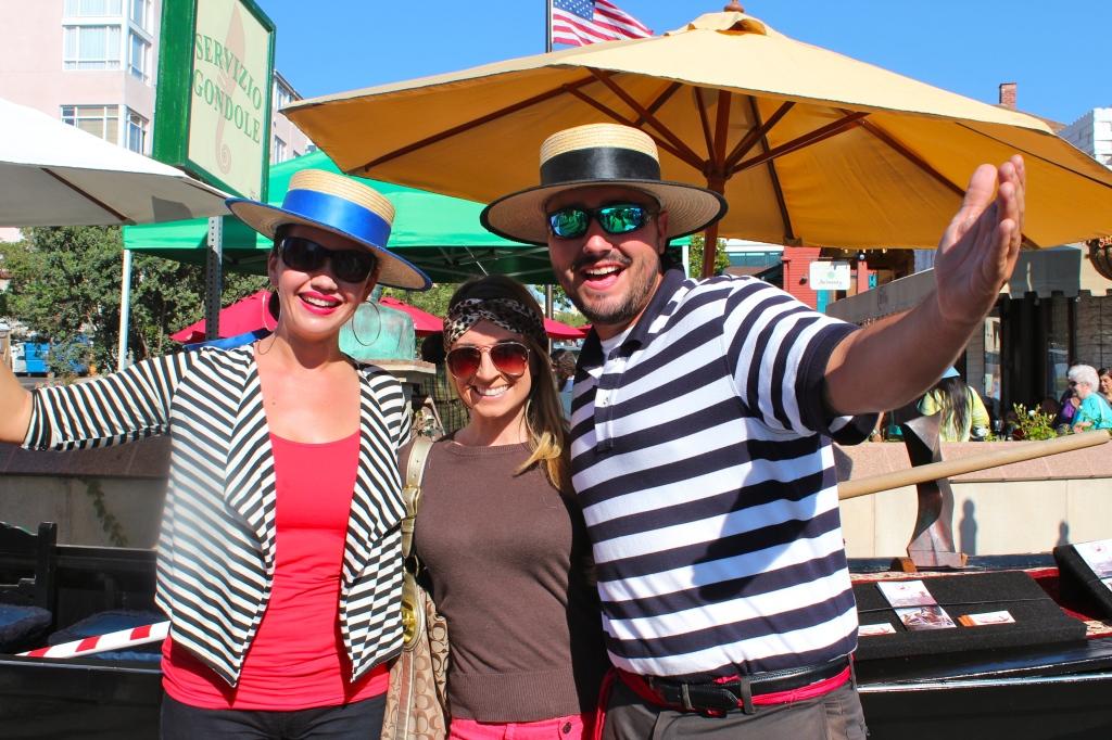 little italy, festa, san diego, gondola company, gondola hosts, stage, festival, Italian
