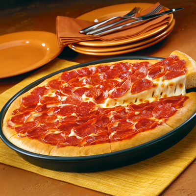 pizza, pizza hut, pepperoni, pan pizza, food