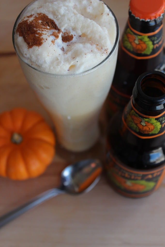 Pumpkin Ale Float
