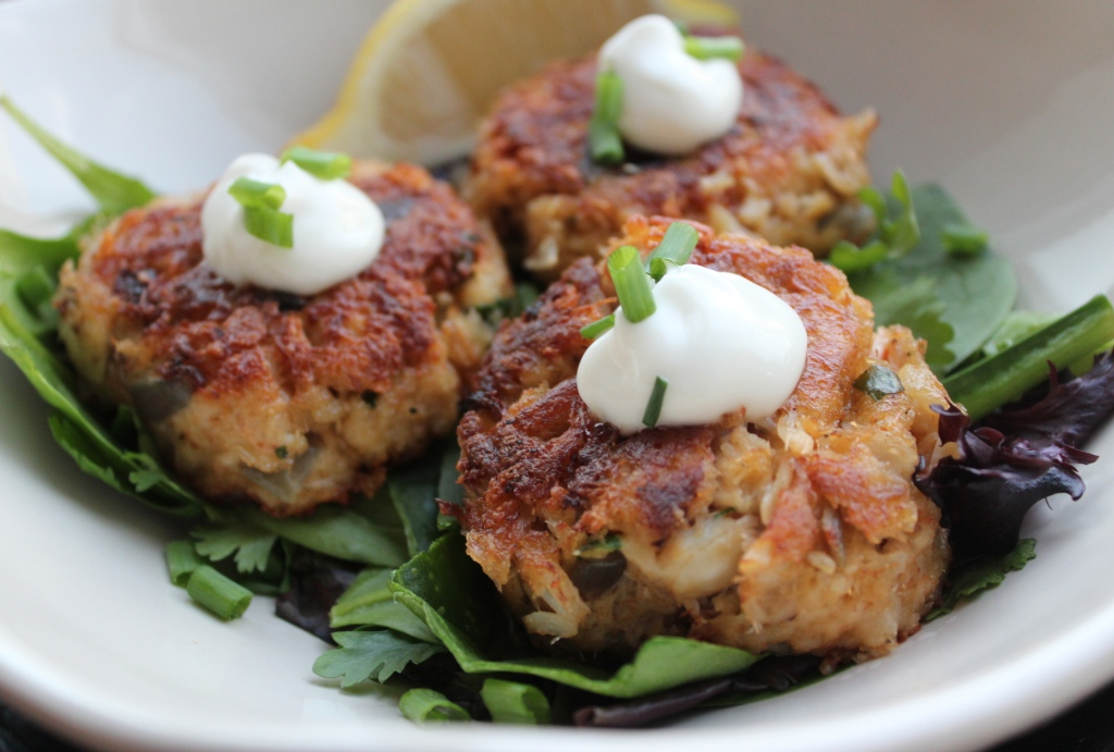 crab cakes, italian style crab cakes, easy crab cakes, simple crab cake recipe