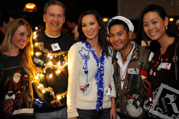 San Diego, Boys & Girls Club, Spark, Ugly Sweater Party, Toy Drive, Quality Social