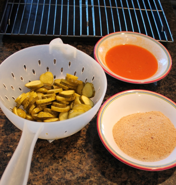 How to Make Buffalo Pickle Chips