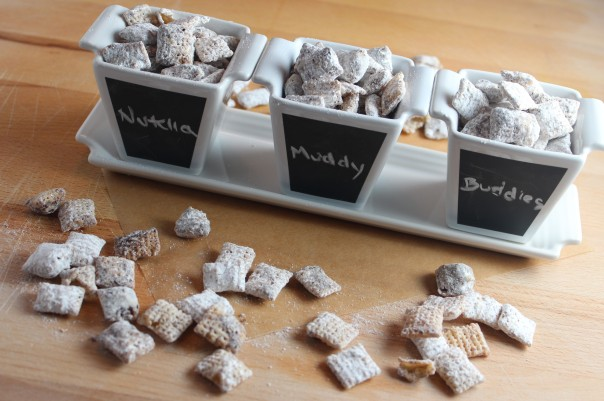 Nutella Chex Muddy Buddies
