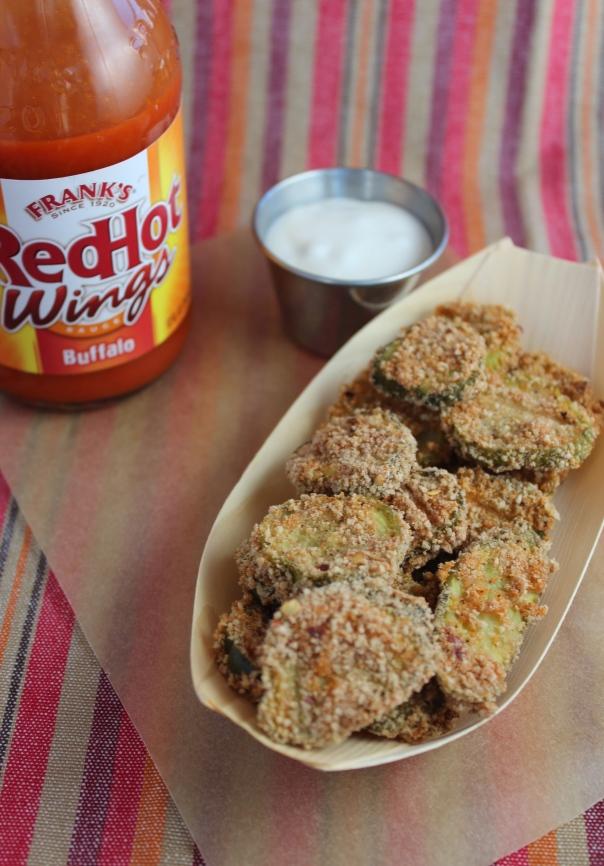 Gluten Free Pickle Chips