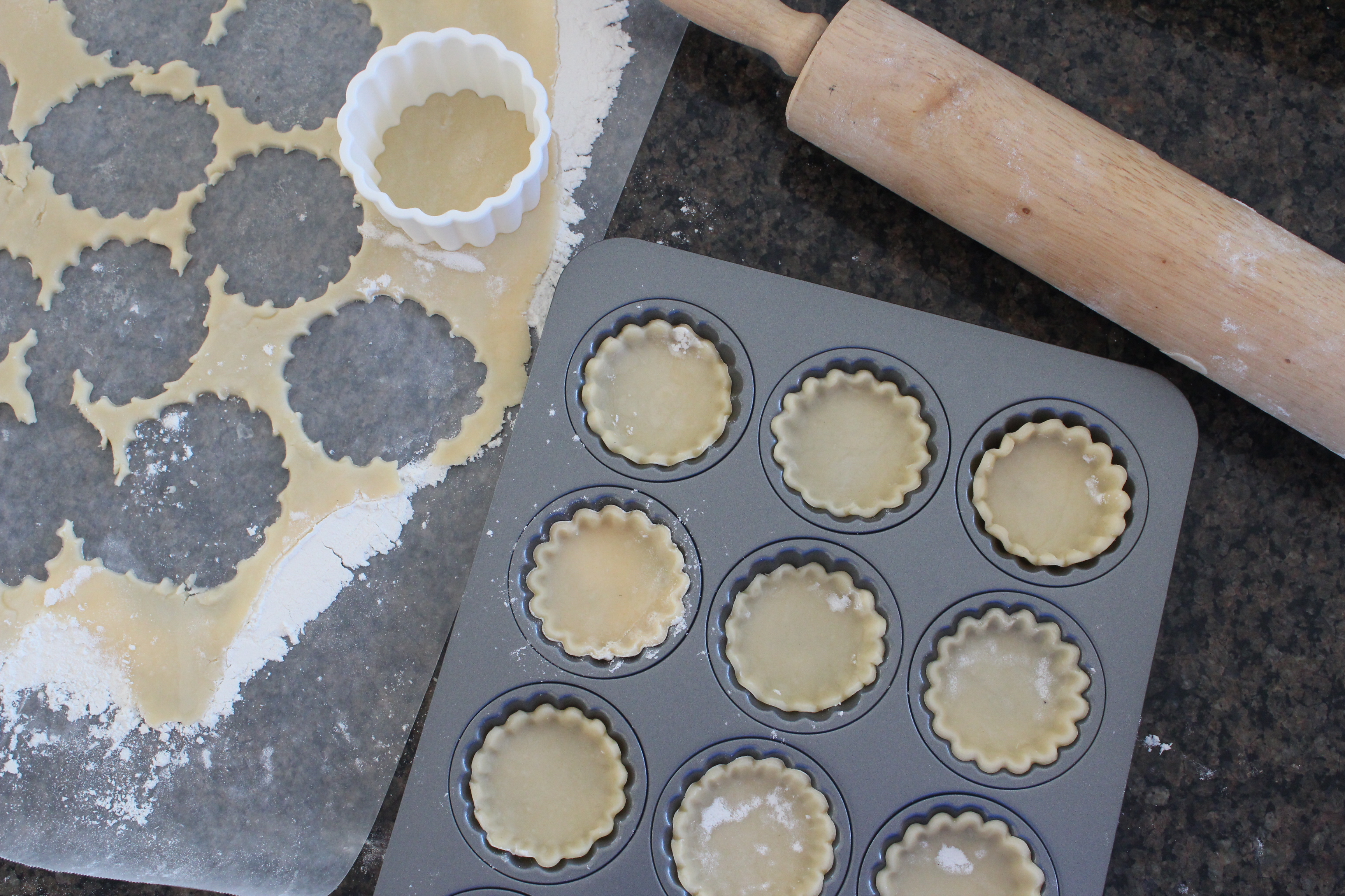 How to Make Mini Tarts