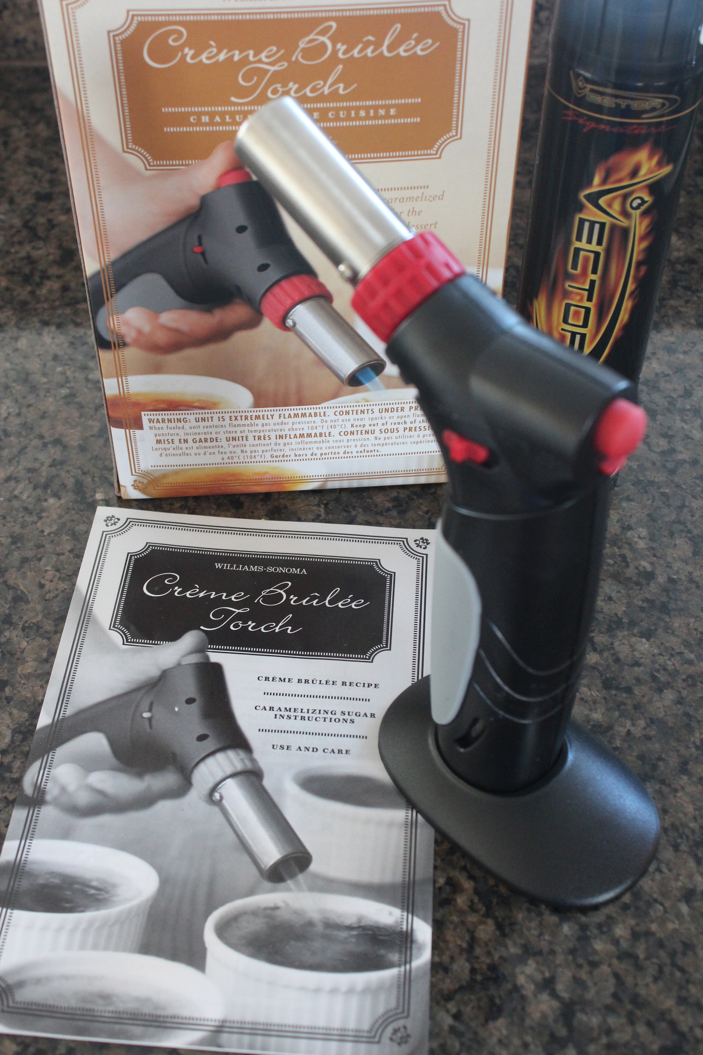 Creme Brûlée Torch