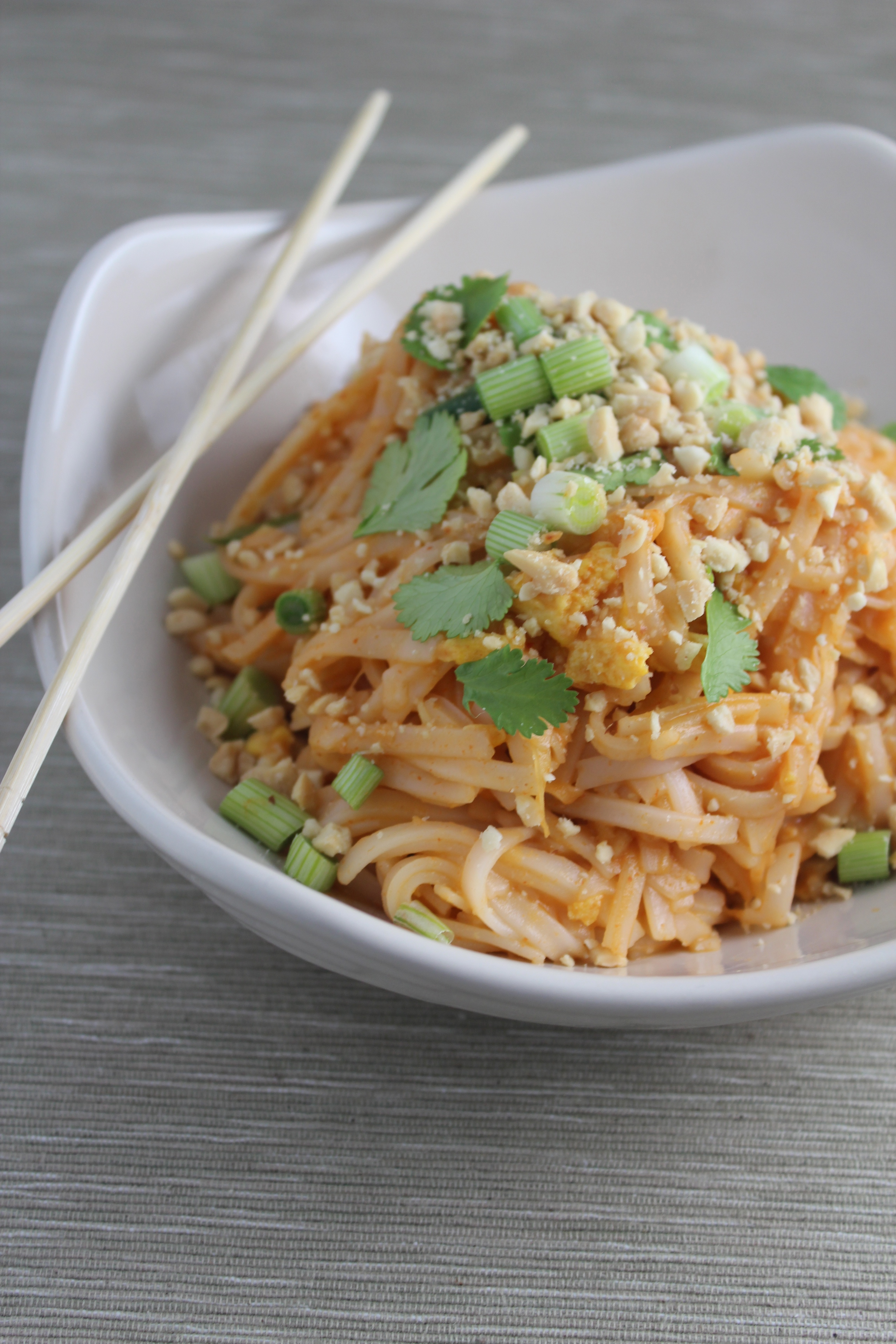 Spicy Pad Thai {Little Leopard Book}